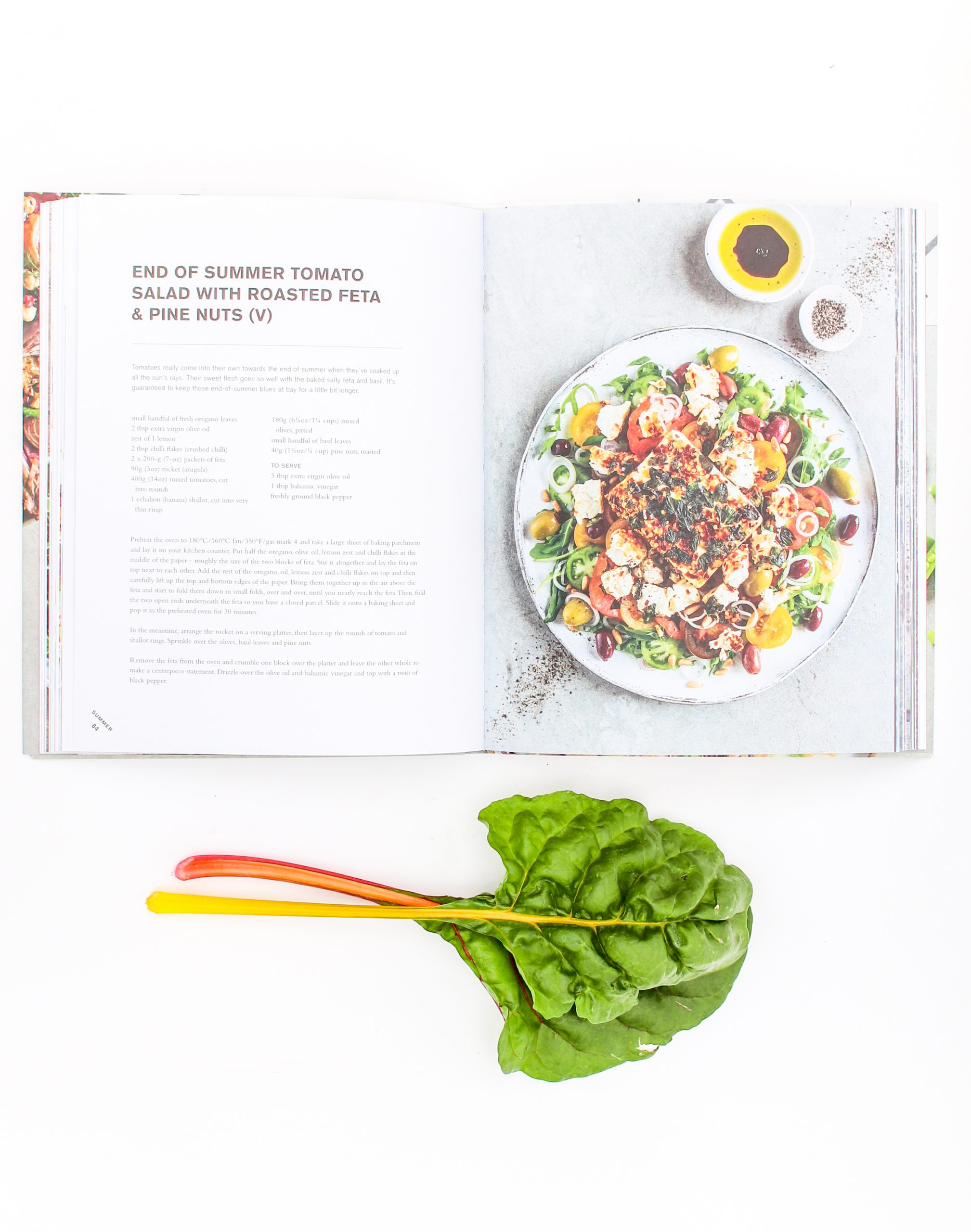 Big Salads Book, 2019 by Kay Mead