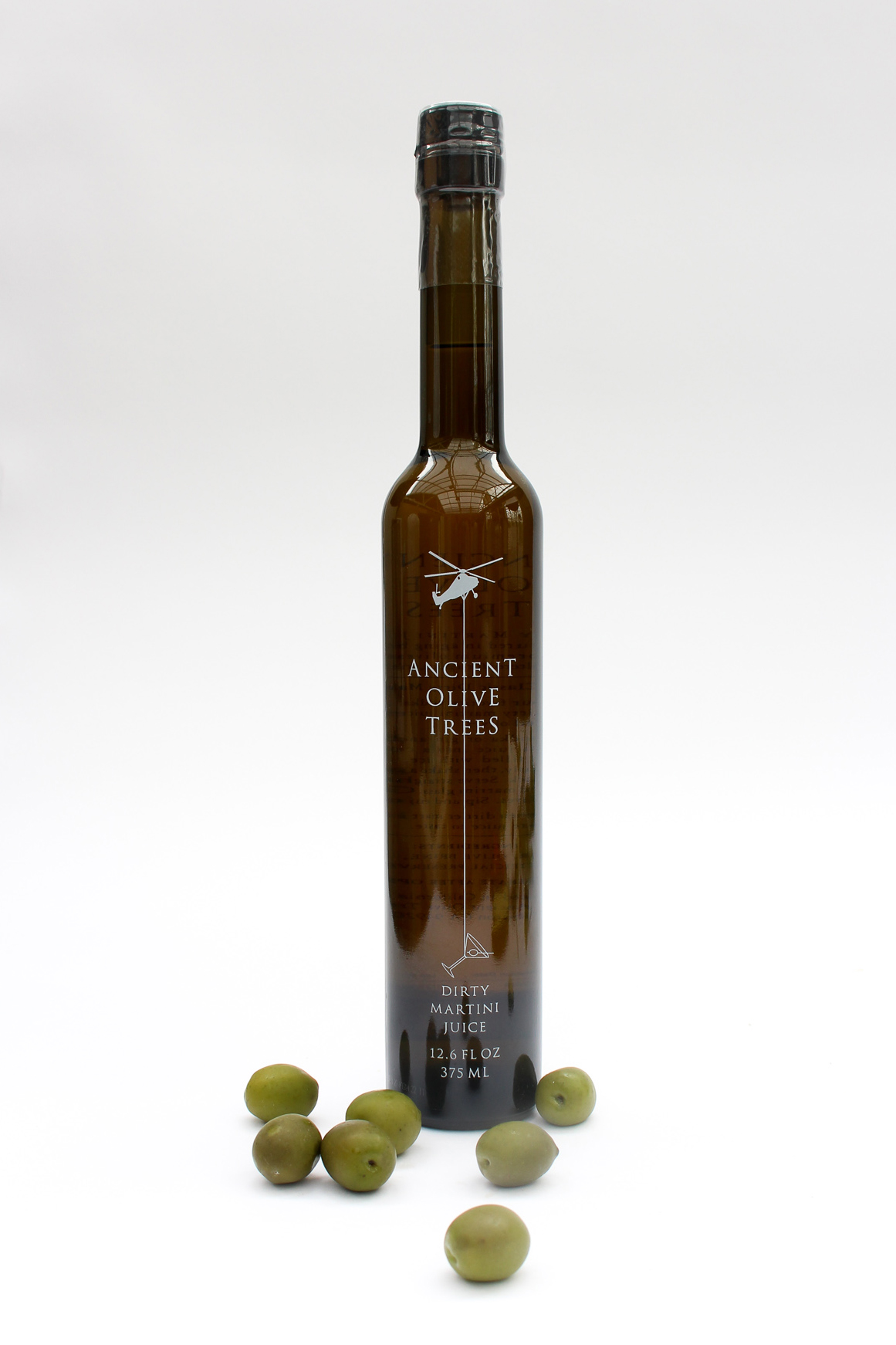 Ancient Olive Trees Dirty Martini Juice