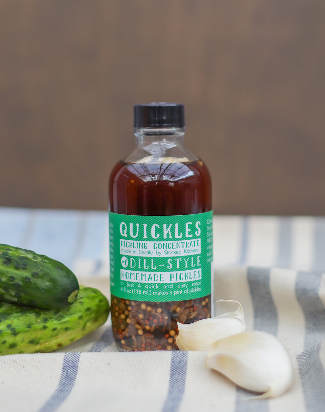 Quickles Dill-Style Pickling Concentrate