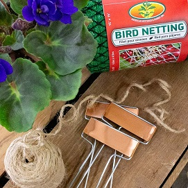 Bird Netting - Garden Supplies - Molbak's Garden + Home