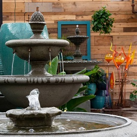 Fountains Outdoor Living Molbak's Garden + Home