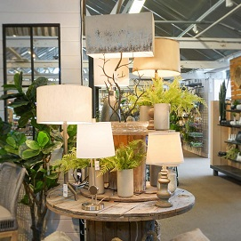 Lights - Home Furniture - Molbak's Garden + Home