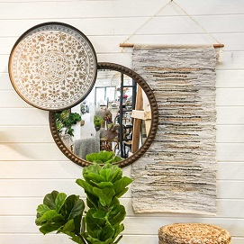 Mirrors - Home Furniture - Molbak's Garden + Home