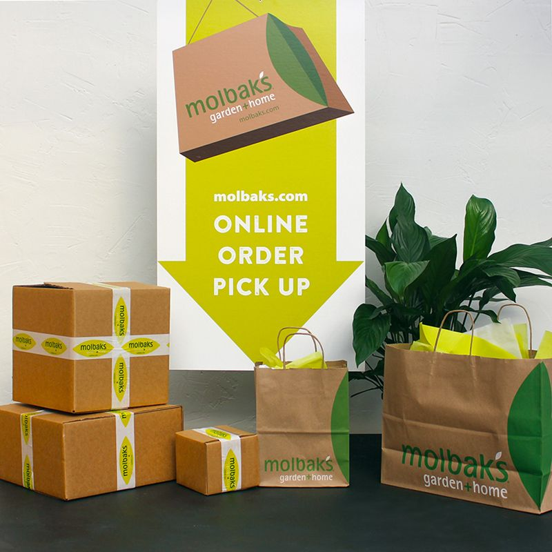 Order Online and Pickup In Store - Molbak's Garden + Home