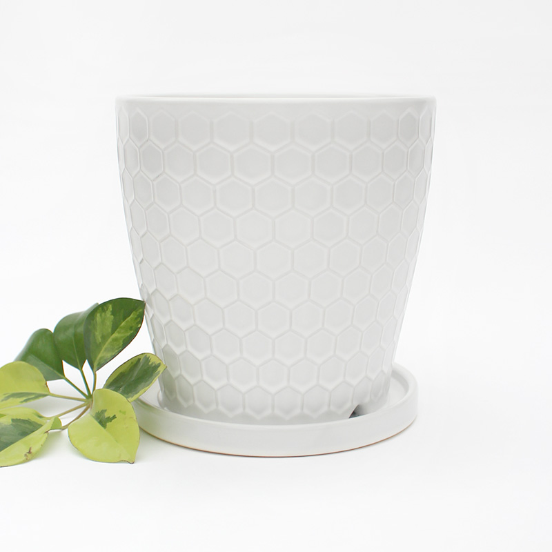 Large Honeycomb Planter