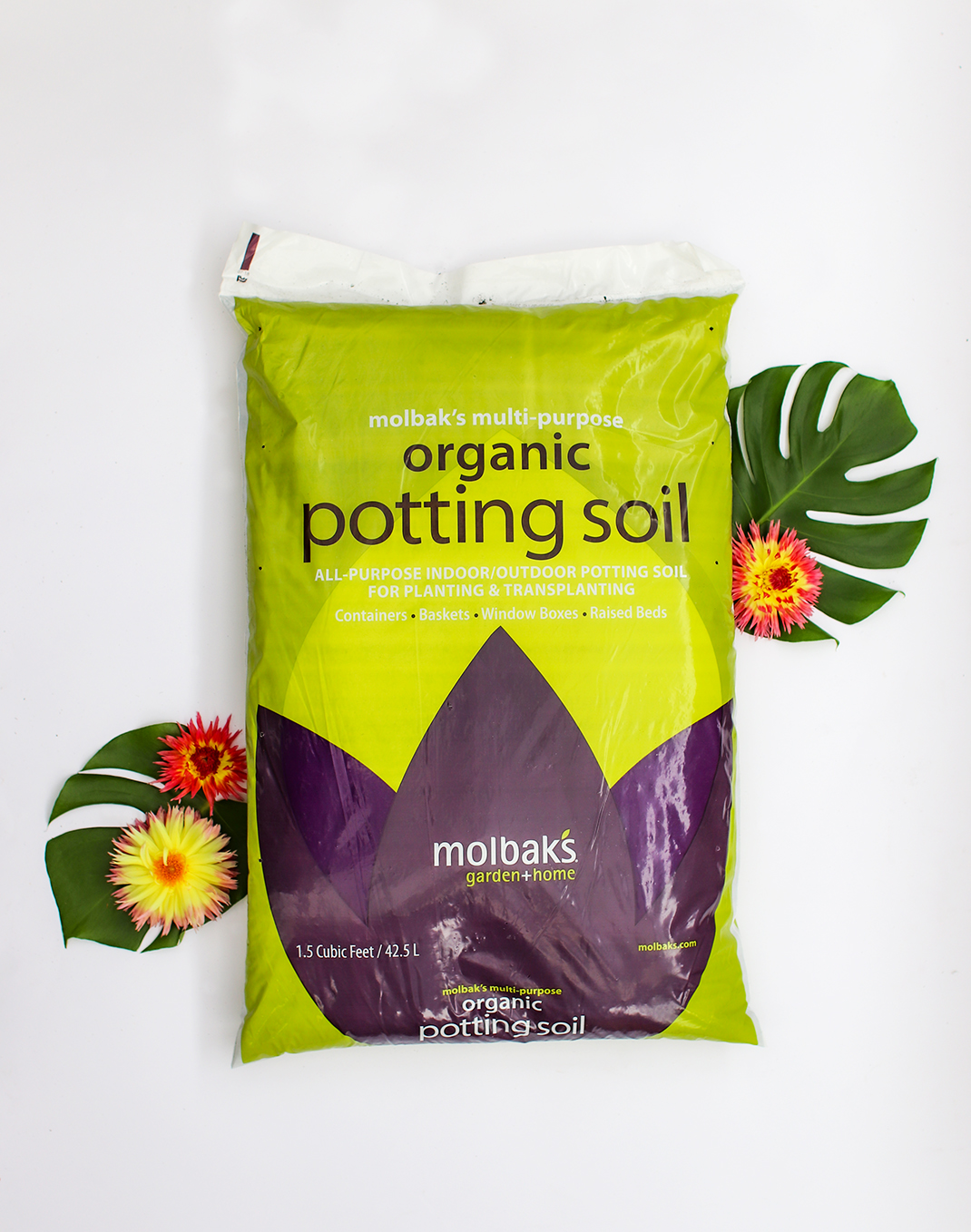 Molbaks Organic Potting Soil 1.5 cu ft.