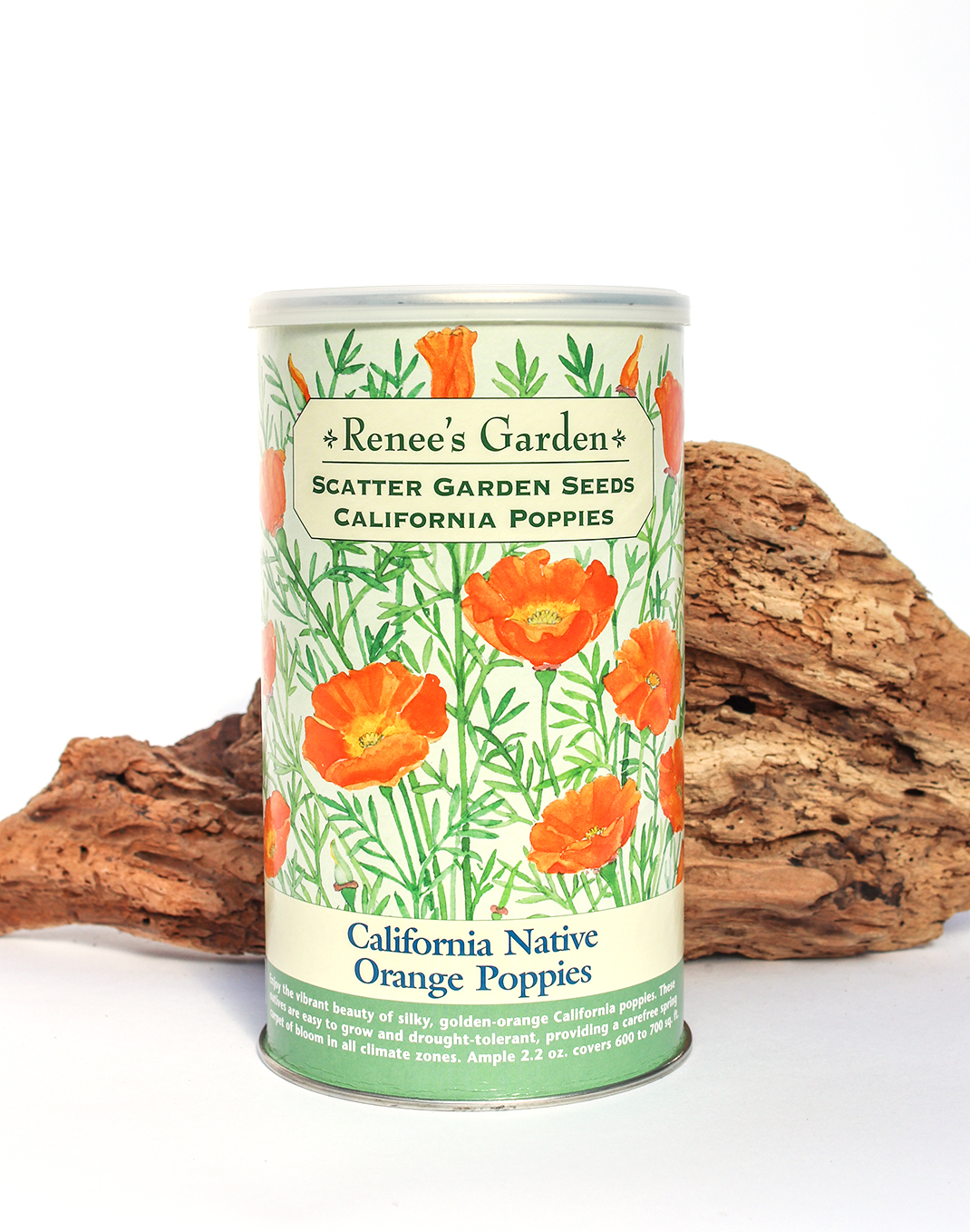 California Poppy Seeds