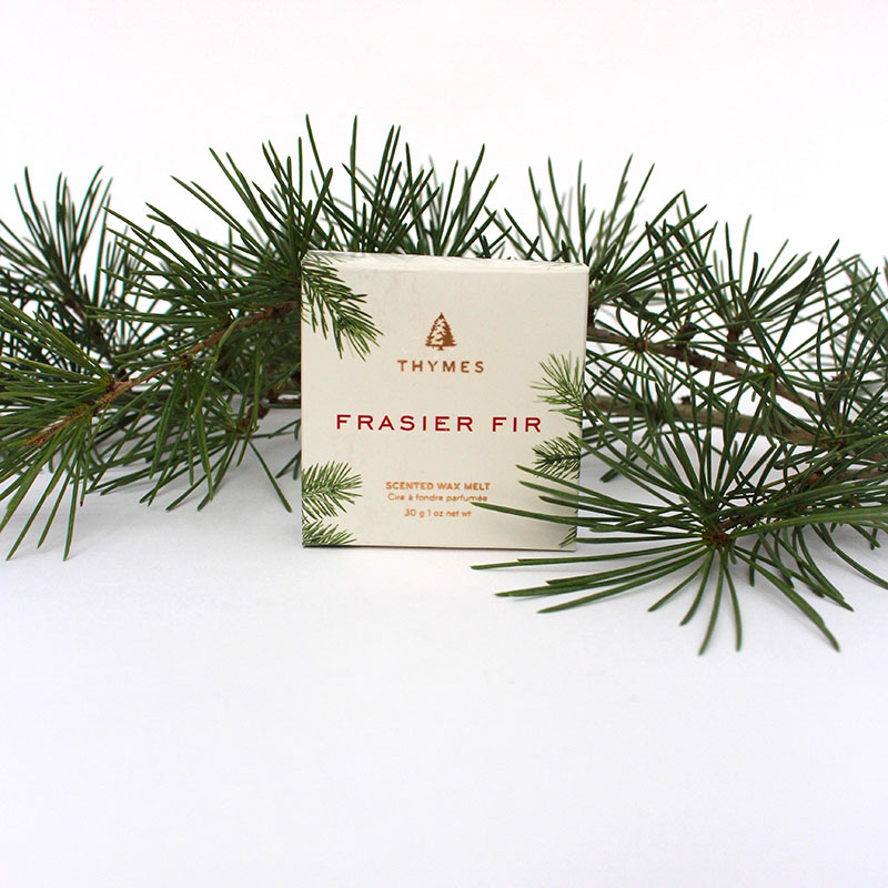 Thymes Frasier Fir Heritage Wax Melt