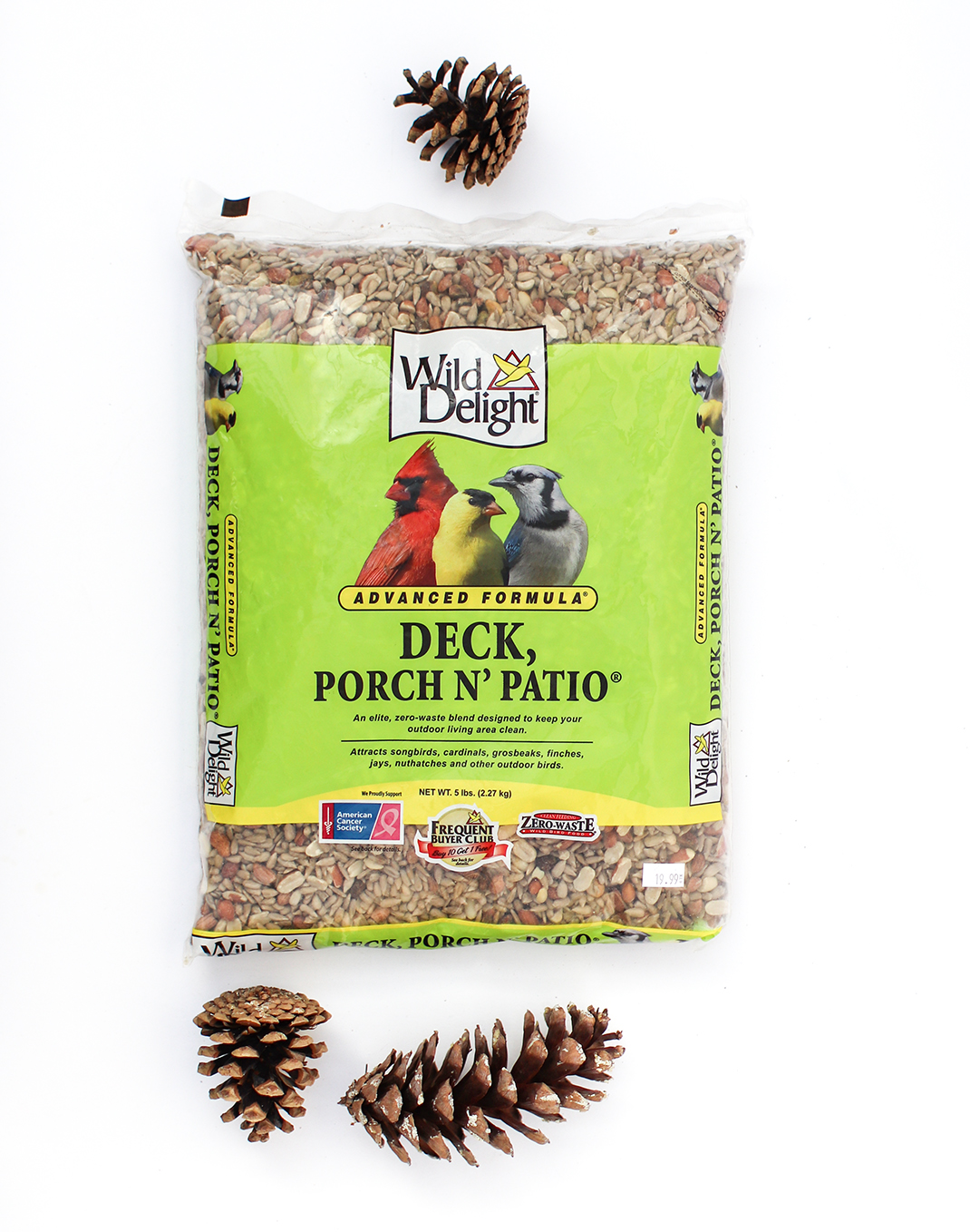 Deck, Porch & Patio Wild Bird Seed