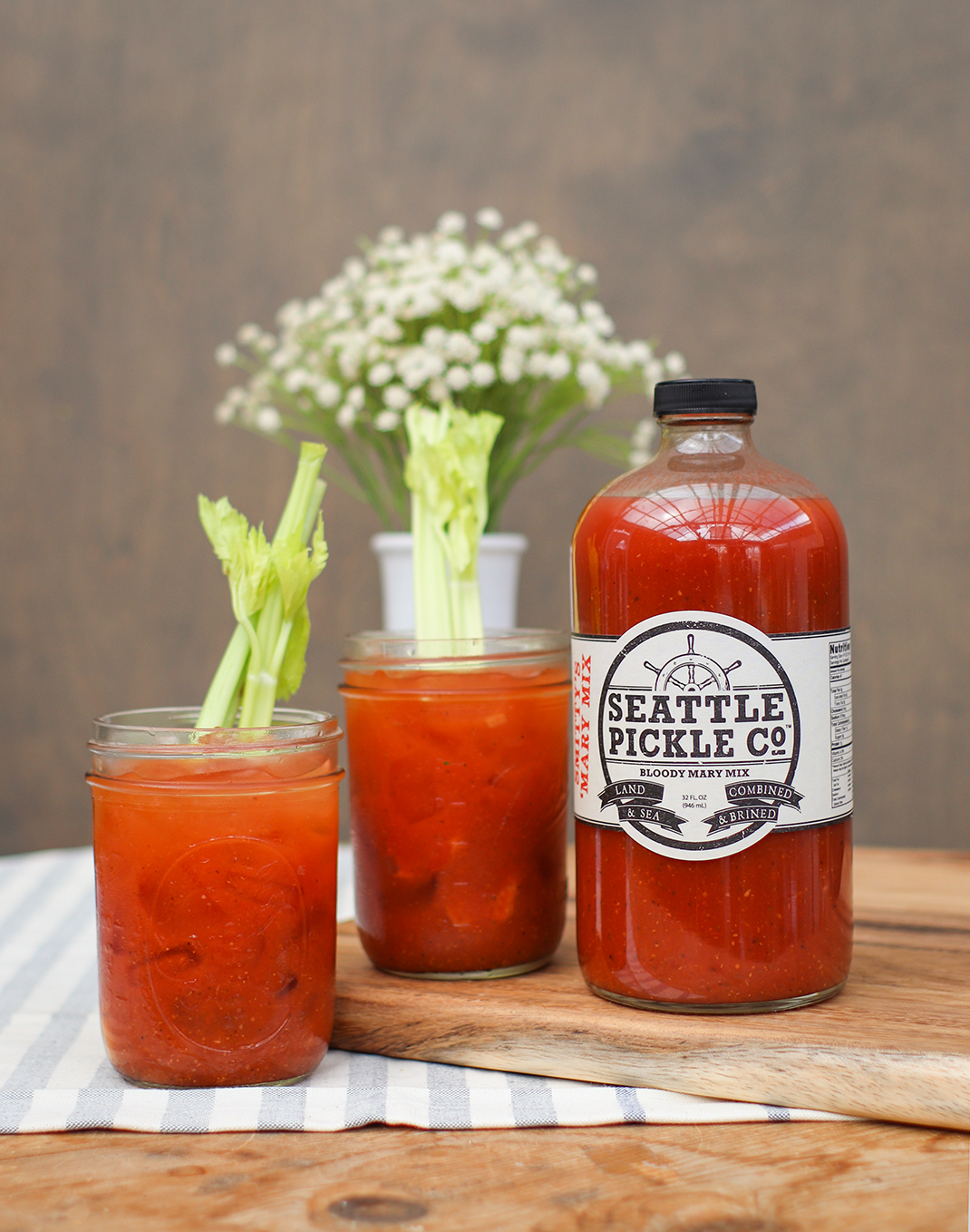 Smitty's Bloody Mary Mix