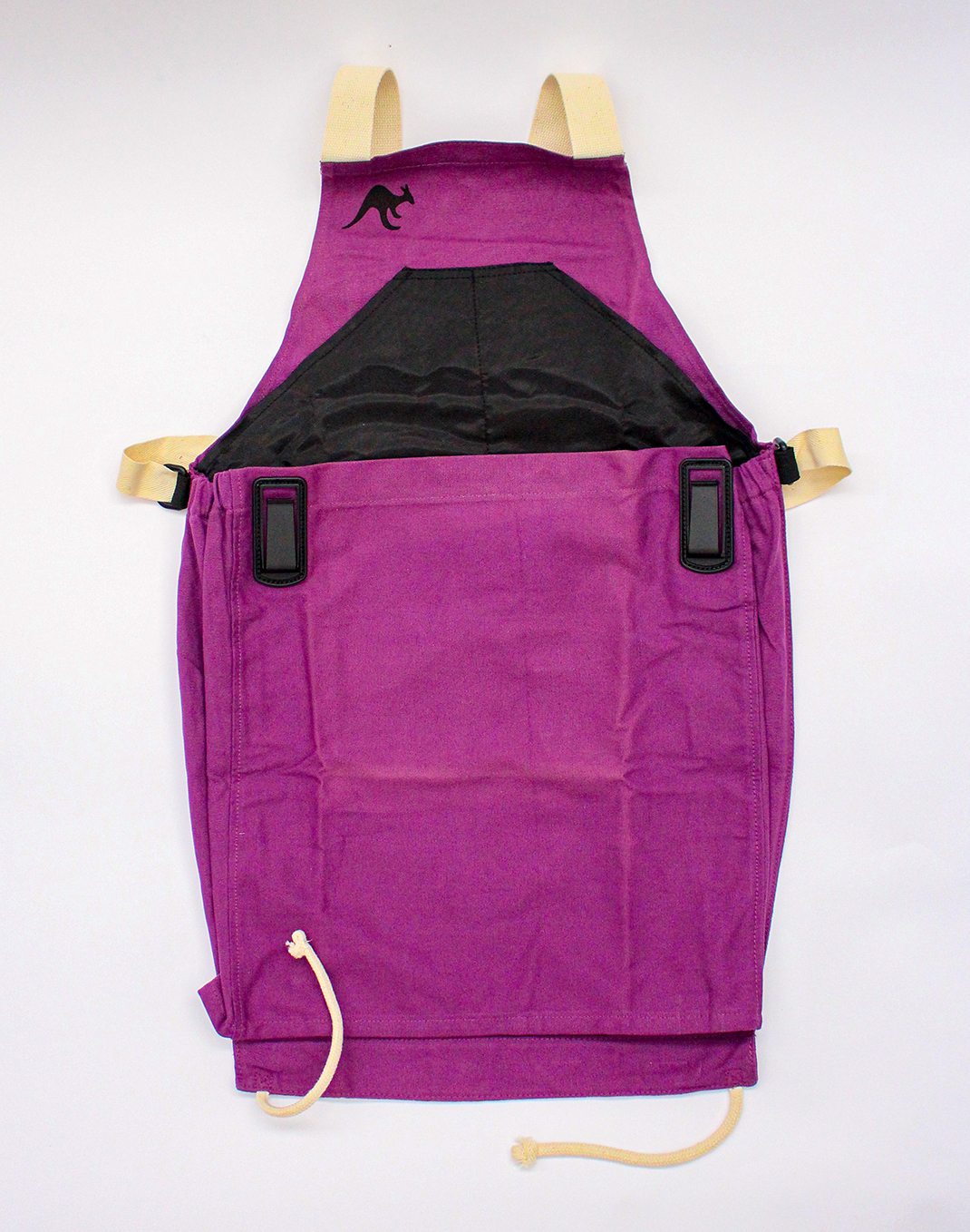 Roo Garden Apron - Purple Orchid