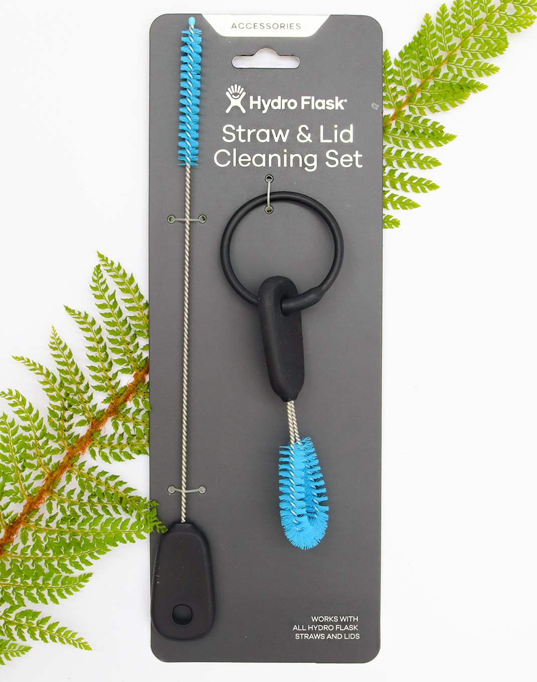 Straw & Lid Cleaning Set