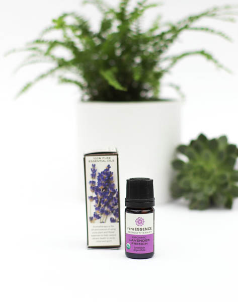 Rare Earth Naturals LLC  Essential Oil - Organic Lavender, 5 ml.