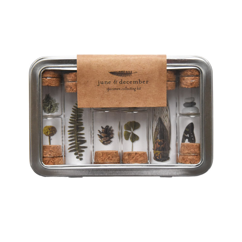 June & December ® Specimen Collecting Kit