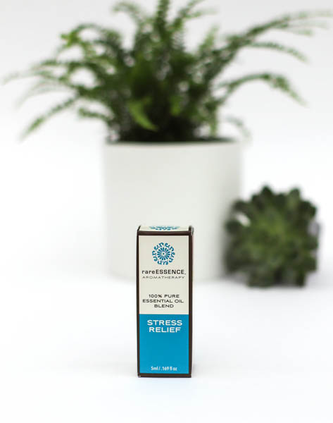 Rare Earth Naturals LLC  Essential Oil - Stress Relief, 5 ml.