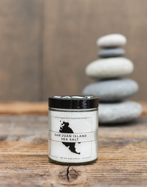 San Juan Sea Salt - Natural Sea Salt